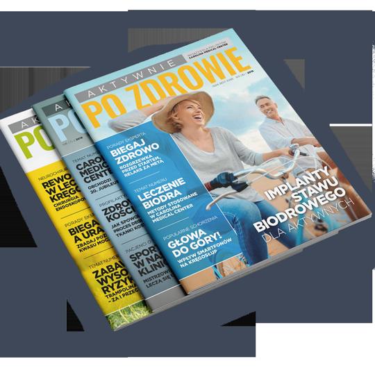 Carolina Medical Center czasopismo Zdrowie