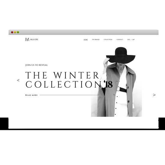 Muliere website