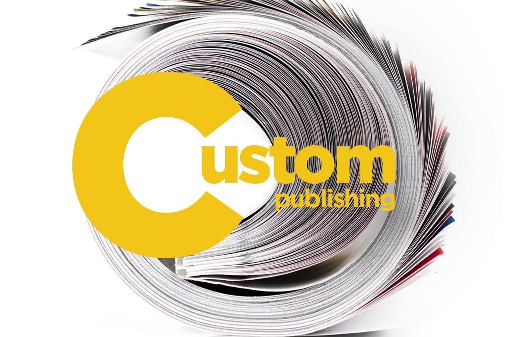 Custom publishing (wciąż) inspiruje